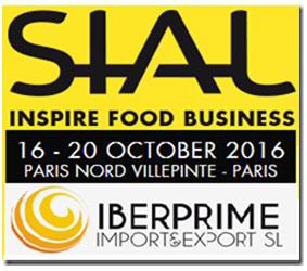 Iberprime will be at SIAL Paris